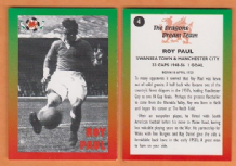 Wales Roy Paul Manchester City